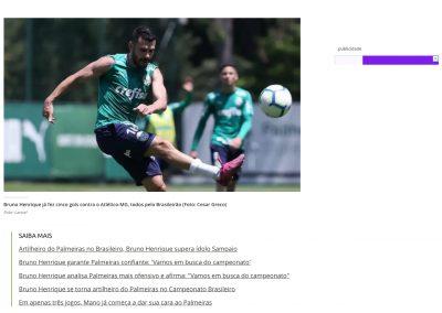 Bruno Henrique - Terra - 05/10/2019