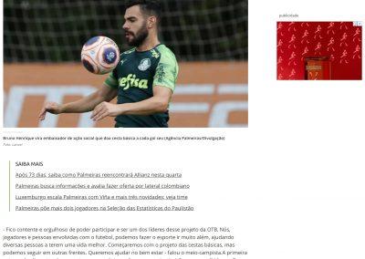 Bruno Henrique - Terra - 13/02/2020