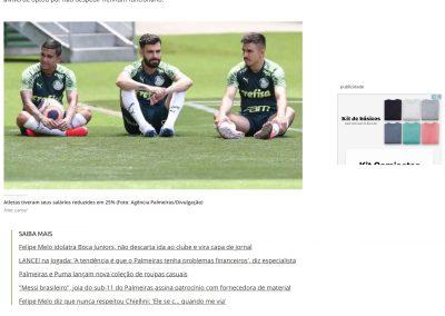 Bruno Henrique - Terra - 15/05/2020