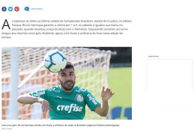 Bruno Henrique - Terra - 20/09/2019
