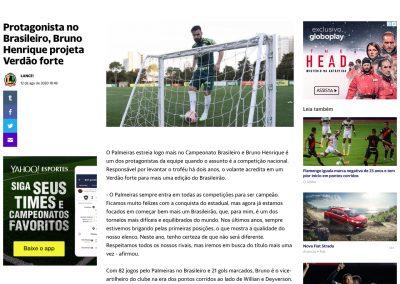 Bruno Henrique - Yahoo - 12/08/2020