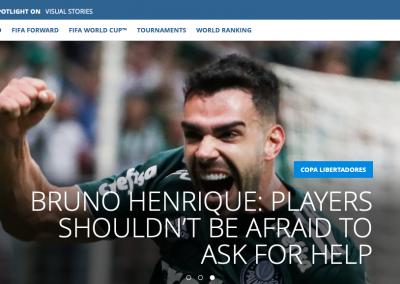 Bruno Henrique - FIFA - 30/10/2018