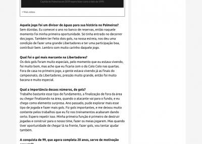 Bruno Henrique - Libertadores.br - 06/03/2019