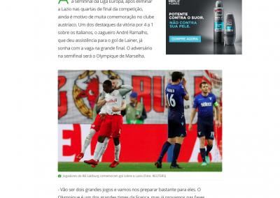 André Ramalho - GloboEsporte.com - 13/04/2018
