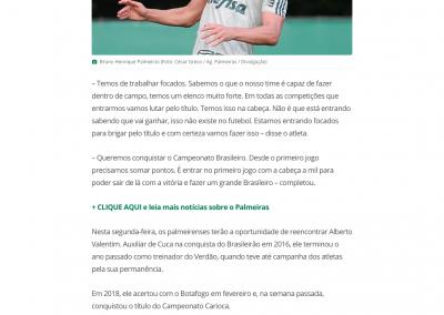 Bruno Henrique - GloboEsporte.com - 16/04/2018