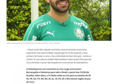 Bruno Henrique - GloboEsporte.com - 06/03/2019