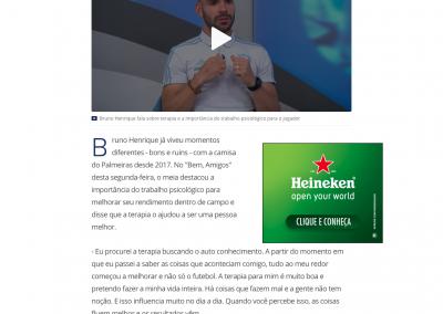 Bruno Henrique - Bem, Amigos! - 13/08/2018