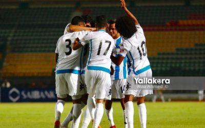 Com assistência de Keno, Pyramids vence a segunda partida no Egito