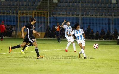 Artilheiro do Pyramids, Keno marca no último minuto e garante empate e invencibilidade do clube na temporada