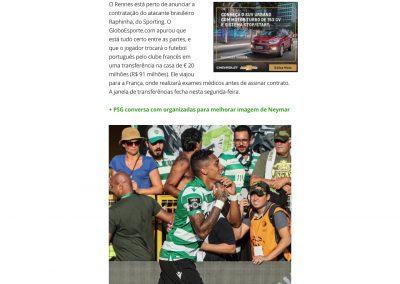 Raphinha - Globoesporte.com - 01-09-2019