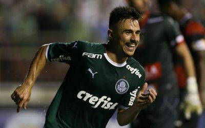 Com recém-completados 150 jogos pelo Palmeiras, Willian reencontra sua maior vítima e acredita em Choque-Rei equilibrado