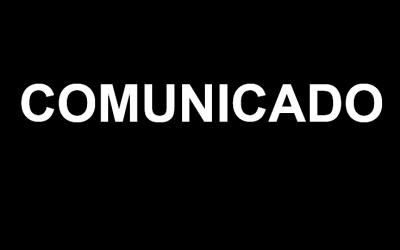 Comunicado – Rodrigo Caio