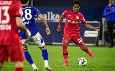 Com participação decisiva de Wendell, Bayer Leverkusen empata fora de casa e entra na zona de classificação da Champions League