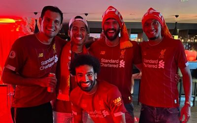 "Alisson comemora título inédito do Liverpool na Premier League: ""Entramos para a história"""