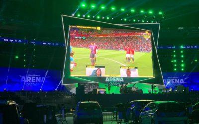 Com goleada palmeirense pra cima de corintiano, torcida volta ao Allianz Parque após quase quatro meses e comemora com buzinas no lugar de gritos de gols