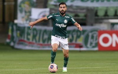Segundo maior artilheiro do Palmeiras na era dos pontos corridos, Bruno Henrique projeta Verdão forte na briga por mais um título brasileiro