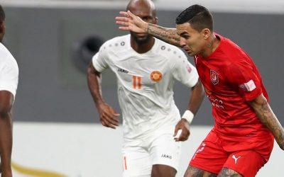 Dudu estreia com participação em gol, ajuda atual campeão Al Duhail a iniciar o Campeonato Catari com vitória e projeta temporada de sucesso no continente asiático