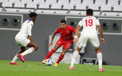 Com assistência de Dudu, Al Duhail vence na volta da Liga dos Campeões da Ásia