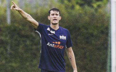 """Destaque do FC Zurich, Nathan é o único brasileiro presente na seleção do Campeonato Suíço: """"Feliz pelo reconhecimento"""""""