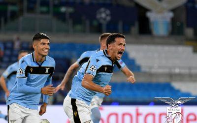Após vitória da Lazio na Champions League, Luiz  Felipe brinca e diz que gol foi dele