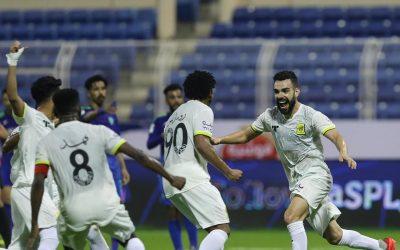 Com belíssimo gol, Bruno Henrique balança as redes pela primeira vez na Arábia Saudita, dá assistência e garante empate do Al Ittihad