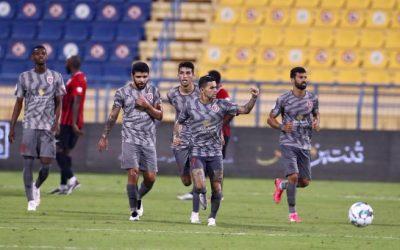 Dudu balança as redes pelo terceiro jogo seguido e ajuda Al Duhail a vencer mais uma no Campeonato Catari