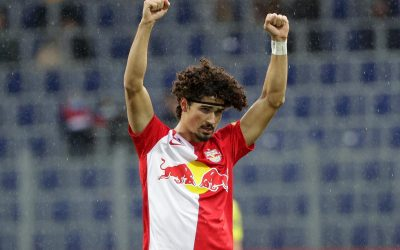 André Ramalho marca o seu primeiro gol na temporada, vibra com classificação do Red Bull Salzburg às oitavas da Copa da Áustria e projeta estreia na fase de grupos da Liga dos Campeões