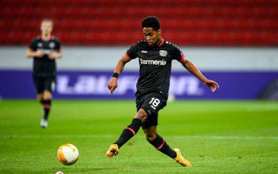 Com assistência de Wendell, Leverkusen goleia Hapoel Be'er Sheva e encaminha classificação na Liga Europa
