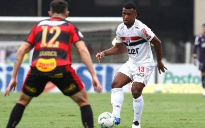 Símbolo da evolução defensiva do São Paulo no Brasileiro, Luan é o único jogador invicto do elenco dentre os atletas com cinco ou mais jogos