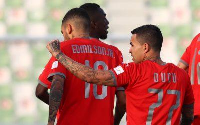 Com outra bela atuação, Dudu marca gol, dá assistência e lidera mais uma vitória do Al Duhail no Catar