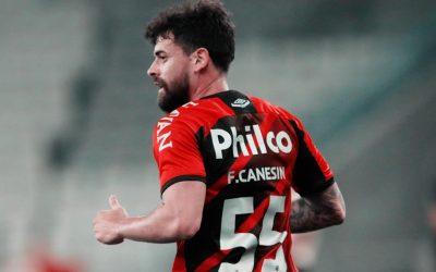 Com Canesin de titular, Athletico-PR ainda não perdeu no Brasileiro e possui aproveitamento superior ao do Internacional, líder do campeonato