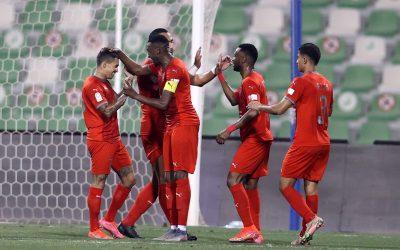 Principal jogador do vice-campeão Al Duhail, Dudu marca duas vezes em goleada e termina Liga do Catar na vice-artilharia, com 14 gols