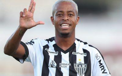 """Em seu jogo 50 pelo Galo, Keno espera conquistar seu segundo título mineiro pelo clube: """"Grande expectativa"""""""