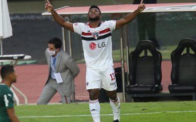 São Paulo deve contar com retorno de Luan ao time titular contra o Corinthians para buscar primeira vitória no Brasileiro. Com o volante, Tricolor possui 77,1% de aproveitamento na temporada. Sem ele, número despenca para 30,5%