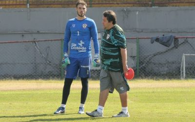 Terceiro técnico com mais jogos consecutivos no século XXI na Portuguesa, Fernando Marchiori completará 50 partidas no comando do clube diante do Boavista