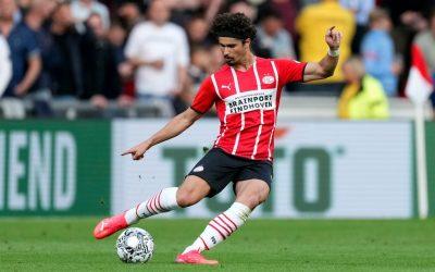 Após assistência e atuação de destaque em importante vitória do PSV em duelo pré-eliminatório da Champions, André Ramalho projeta decisão da Supercopa da Holanda