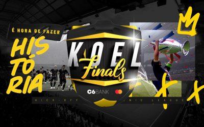 FIFA 21: 8 times disputam o título da KOEL Finals, neste sábado