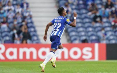 """Wendell estreia pelo Porto com vitória sobre o Arouca: """"Feliz por ter começado minha história nesse clube"""""""
