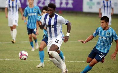 Com golaço nos acréscimos, Markão brilha, deixa a sua marca pelo quarto jogo consecutivo e garante mais uma vitória do Wuhan Three Towns na China