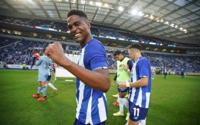 Em seu primeiro jogo como titular pelo Porto, Wendell se destaca e entra para a seleção da rodada do Campeonato Português