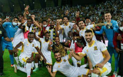 Com gol de Bruno Henrique, Al Ittihad vence e assume a liderança do Campeonato Saudita