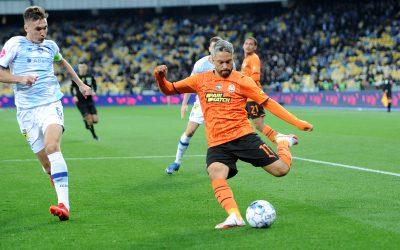 Ídolo, dono de marcas expressivas e top 10 entre os que mais atuaram com a camisa do Shakhtar, Marlos vibra com assistência e 12º título pelo clube